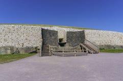 La valle storica di Boyne - Na Boinne di Bru immagine stock libera da diritti