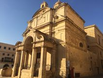 La Valletta Fotos de Stock