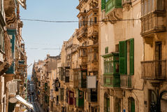 La Valletta Stock Photo