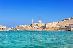 La Valletta Arkivfoto