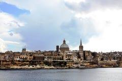 La Valletta, Malta Immagine Stock