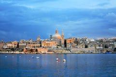 La Valletta, Malta Immagine Stock Libera da Diritti