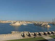 La Valletta - Malta immagini stock