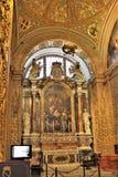 La Valletta, Malta, luglio 2014  fotografia stock libera da diritti