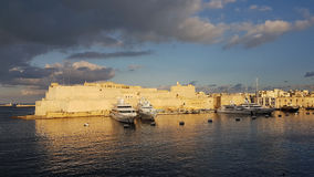 La Valletta Malta Stock Photos
