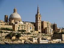 La Valletta. Royalty Free Stock Photography