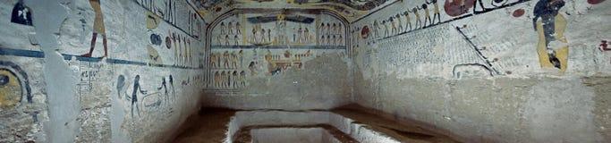 La Valley di re, Egitto, ottobre 2002 immagini stock