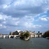 La van Ile DE haalt aan Royalty-vrije Stock Fotografie