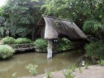 La Vanille Nature Park Royalty-vrije Stock Foto's