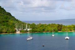 La Vanuatu Fotografia Stock