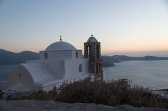 La variedad de Milos Island imagen de archivo