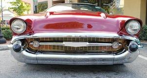 Vecchia automobile di Chevrolet Fotografie Stock
