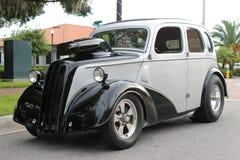 La vecchia automobile sportiva Immagini Stock