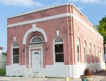 La vecchia Banca della contea di Meigs Immagini Stock