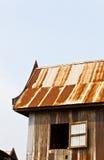 La vecchia casa Fotografie Stock