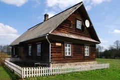 La vecchia casa rurale Immagini Stock Libere da Diritti