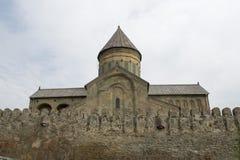 La vecchia cattedrale Fotografia Stock