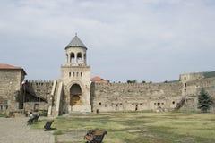 La vecchia cattedrale Immagini Stock