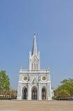 La vecchia chiesa santa fotografia stock libera da diritti