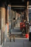 La vecchia città Immagine Stock Libera da Diritti