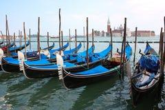 La vecchia città italiana di Venezia Immagini Stock