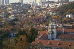 La vecchia città tedesca  Immagine Stock Libera da Diritti