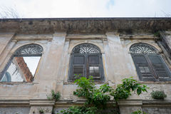 La vecchia dogana, Tailandia fotografie stock
