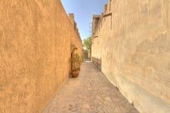La vecchia Doubai, Emirati Arabi Uniti fotografie stock libere da diritti