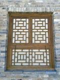 La vecchia finestra Immagini Stock