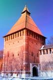 La vecchia fortezza Fotografia Stock
