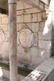 La vecchia lavanderia Alter fa Chao, regione di Beiras, Fotografia Stock Libera da Diritti
