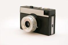 La vecchia macchina fotografica Immagini Stock