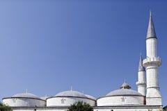 La vecchia moschea a Edirne Fotografie Stock