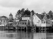 La vecchia Nuova Inghilterra Immagine Stock Libera da Diritti
