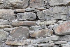 La vecchia parete Immagine Stock