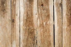 La vecchia plancia di legno afflitta si imbarca sul fondo Fotografie Stock