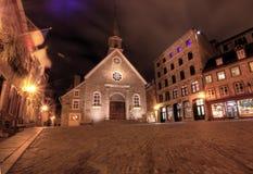 La vecchia Quebec Immagini Stock