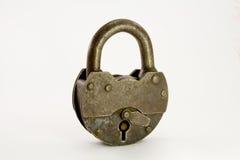 La vecchia serratura Fotografia Stock Libera da Diritti