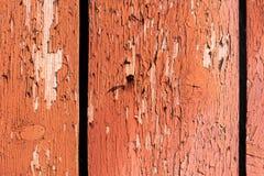 La vecchia struttura di legno con i modelli naturali immagini stock