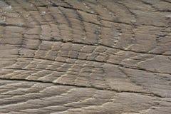 La vecchia struttura di legno con i modelli naturali immagini stock libere da diritti