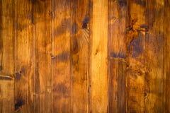 La vecchia struttura di legno marrone con il nodo immagine stock libera da diritti