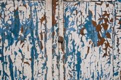 La vecchia vernice Immagine Stock