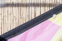 La vela di fa windsurf Fotografia Stock Libera da Diritti