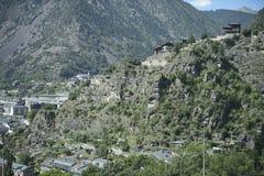 La Vella, 2014 van Andorra Royalty-vrije Stock Afbeeldingen