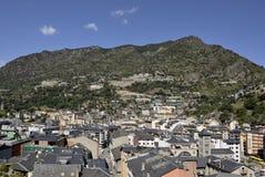 La Vella, 2014 van Andorra Stock Afbeelding