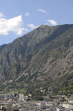 La Vella, 2014 van Andorra Royalty-vrije Stock Fotografie