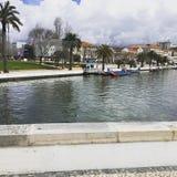 La Venecia portuguesa fotografía de archivo libre de regalías