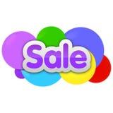 La venta agrega el icono Fotos de archivo