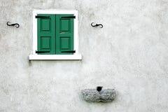 La ventana Fotografía de archivo libre de regalías