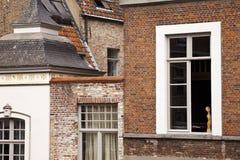 La ventana del artista Fotografía de archivo